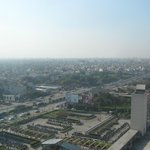 View from the 19th floor, facing into Amritsar