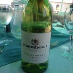 The product.  Great wine, great vineyard. Recommended visit