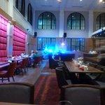 The restaurant / bar