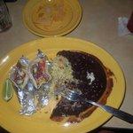 Fish tacos - yummy!