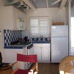 Kitchen of Cottage #15