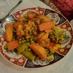Vegetable Tagine..yummmm