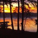 Sunrise on Lake Oconee