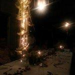 farewell dinner decoration