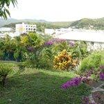 Vue de l'appartement Antigua