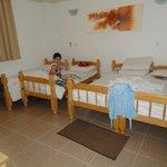 Apartamento Caiscais - um dos dois quartos