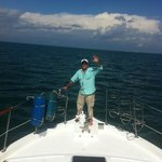 boat ride ...