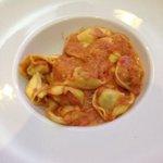 pates farcies aux champignons sauces tomates mozzarela