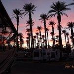 last night in Palm Springs