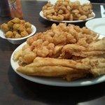 Flounder and Shrimp!!!!
