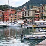 Santa Margherita Ligure harbor, 5 minutes' walk from the hotel