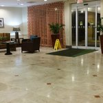 Hall at Holiday Inn Coral Gables