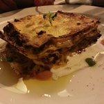 A melhor lasagna desse mundo!