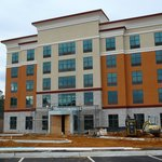 New Holiday Inn going in next to Candlewood - Tupelo