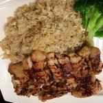 Hawaiian Chicken at Hawaiian BBQ