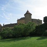 the chateau-de-berze
