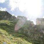 incredible ruins - tour giai