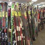 Ski retail