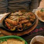Chicken fajitas, Las Torres