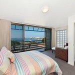 3 Bedroom front from overlooking harbour