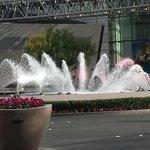 Dancing Fountain at Valet