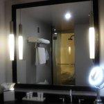 Cool bathroom.
