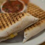 The breakfast Panini