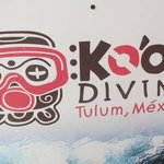 Our Dive Shop of Choice, Tulum!