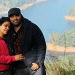 me with my luv