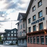 埃斯特费尔德镇(ERSTFEELD)上的Hotel Frohsinn