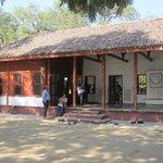 Gandhi's huis
