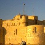 View of Qaitbay Citadel