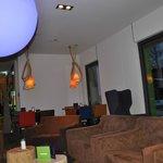 Lounge / Bar / Frühstücksraum