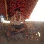 thérapie sableuse au bivouac