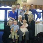 90th Birthday Meal for Denise' Dad at Howley