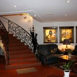 Лестница из холла