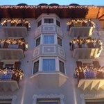 Esterno dell' hotel