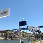 Bandeiras das caves de vinho do porto