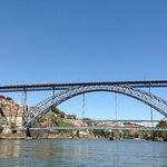 Outra vista da ponte de ferro