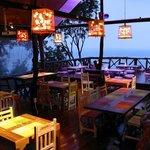 Restaurant & Sunset deck