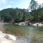 rivière de La Solenzara
