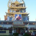 Tibetian Monastery,coorg