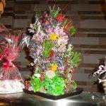 Decorative food for Christmas