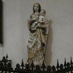 Duomo (Cefalu)・・・・マリア像