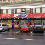 The front of Browns jan 2013