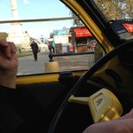 Place de la Bourse, and a 40year old steering wheel