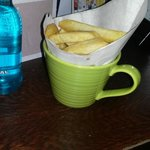 Cup of chips