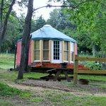 Painted Horse Yurt- sleeps up to 6