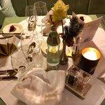 Heiliger Abend 2013 - Tisch Deko