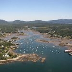 Bass Harbor and Acadia